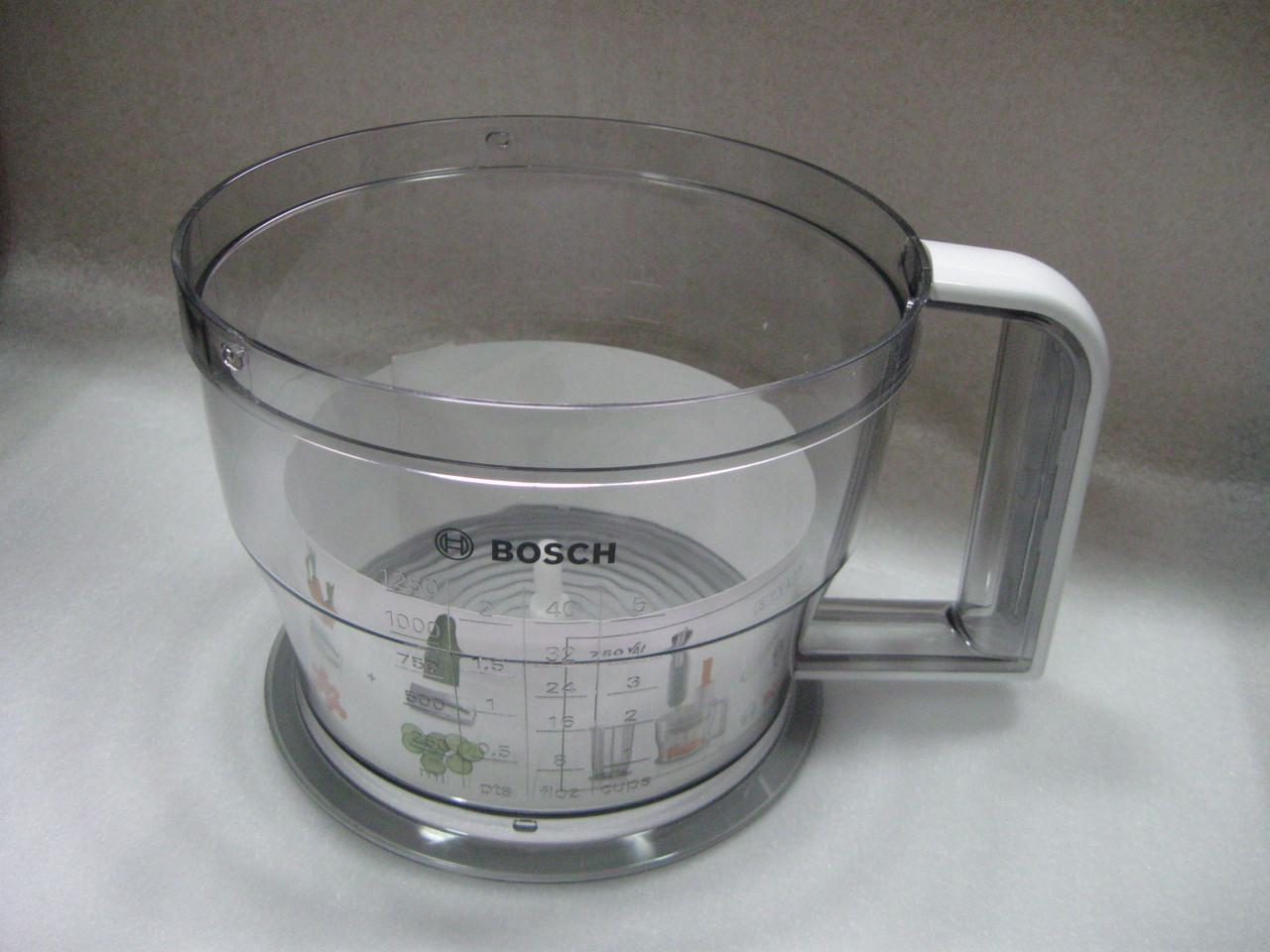 Чаша погружного блендера Bosch 00703353