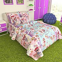 Постельное белье Комплект «Куклы LoL» (1,5 спальный)
