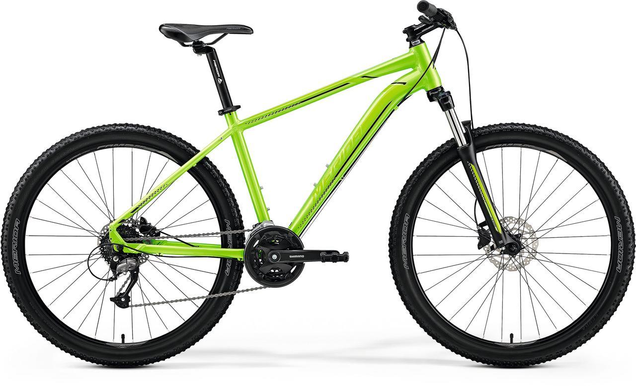 Велосипед гірський MERIDA BIG.SEVEN 40-D 2019