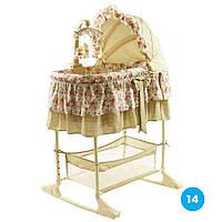 Колыбель-кроватка Coneco Nana