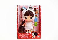 Кукла Ddung в костюме белой лошадки FDE0903h