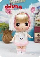 Кукла Ddung FDE1804