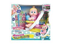 Кукла Bounie с коляской Bouncin Babies 801004