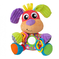 Развивающая игрушка Playgro Щенок 0186345
