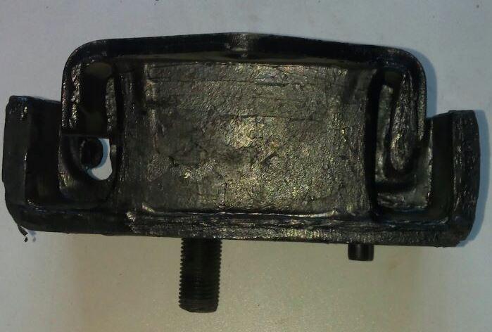Подушка двигуна передня БАЗ А148.