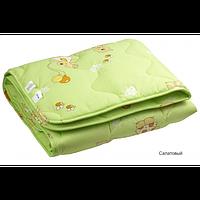 Одеяло Руно шерстяное стеганое 140х105 (овечья, 450 гр/м.кв) 320.02ШУ, фото 1