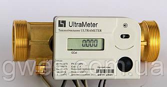 Теплолічильник ультразвуковий UltraMeter  DN15 R/S+ M-bus