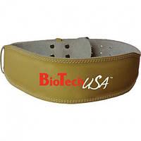 BioTech Пояса Belt Split natural (white )