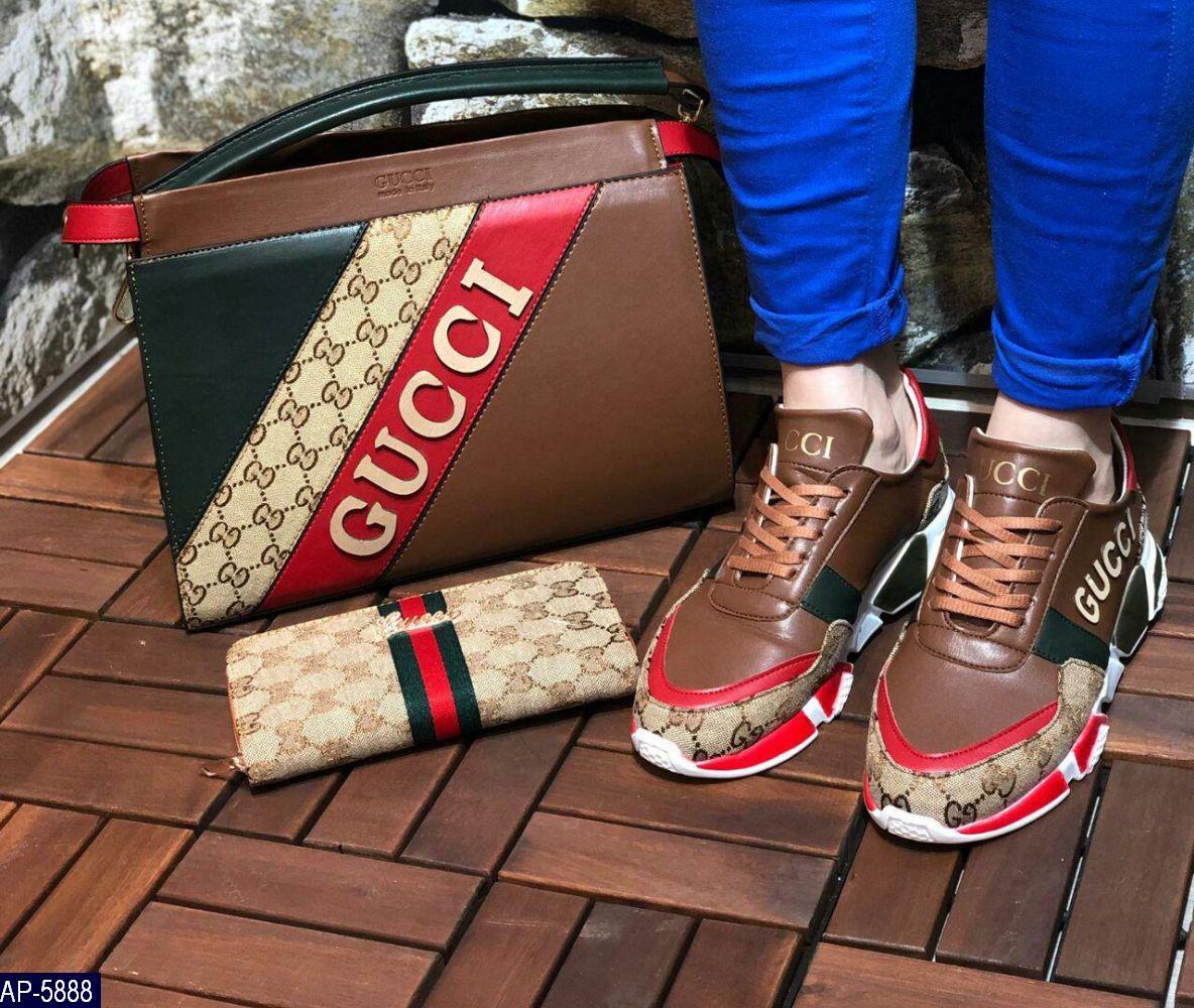 Cумка женская Gucci Турция Эко-кожа Высокое качество под заказ 5-10 дней