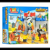 Конструктор JDLT Замок рыцарей (5261)