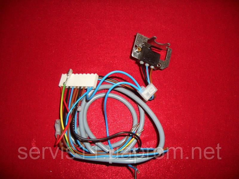Микропереключатель Westen/Baxi с держателем и проводкой в сборе