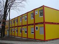 Модульное здание, аренда