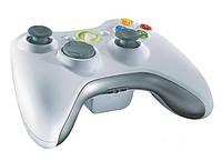 Джойстик беспроводной XBOX 360 оригинал,Wireless Controller XBox360 White original