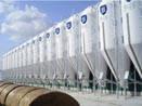 Силоси (бункери) пластикові для кормових або харчових продуктів
