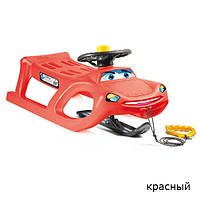 Санки c рулем Prosperplast Zigi-Zet Happy Car Control