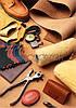 Материалы для изготовления обуви.