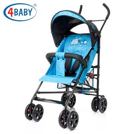 Купить коляску 4 Baby Rio (Blue) голубой, фото 2