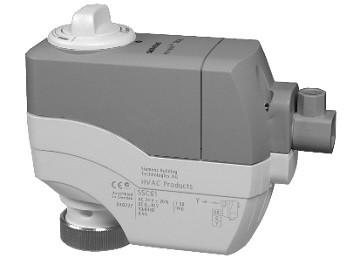 Siemens SSC81 электромоторный привод для клапанов