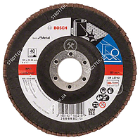 Bosch Круг лепестковый 125мм K40 Best for Metal (2608606922)