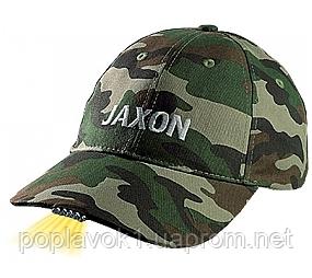 Кепка с фонариком Jaxon  Камуфляж