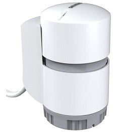 Siemens STP23/00 электротермический привод для клапанов