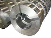 Лента стальная оцинкованная х/к 0.45 х 21 мм