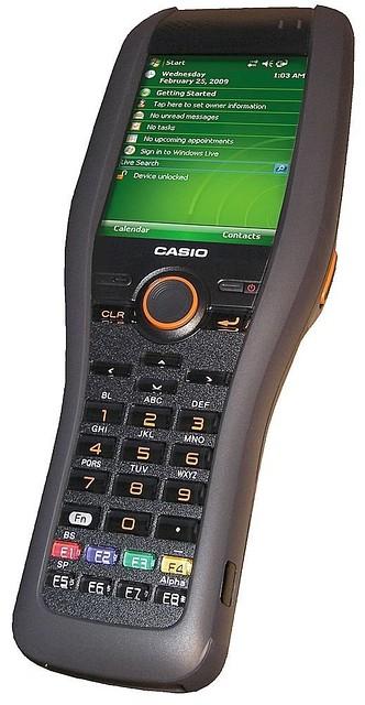 Casio DT-X30 Терминал сбора данных