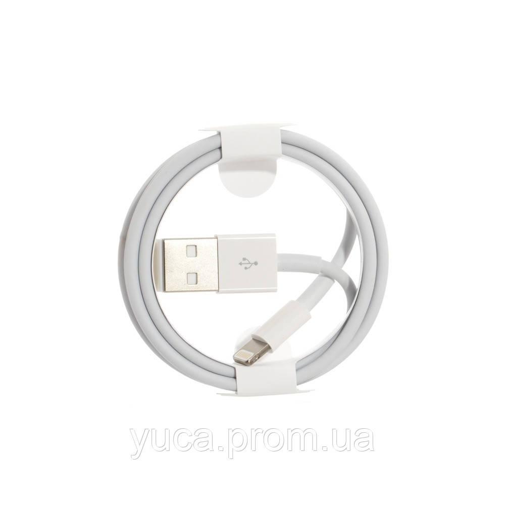 Кабель USB Foxconn Lightning 1м белый оригинал