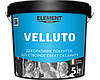 Декоративное покрытие Velluto, 5 кг