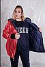 Двухсторонняя куртка, с 48 по 98 размер