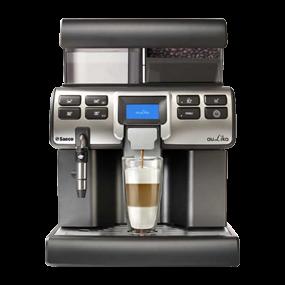 Кофемашина Saeco Aulika MID Италия (НОВАЯ) профессиональная полный автомат + 1 кг кофе Nero Aroma