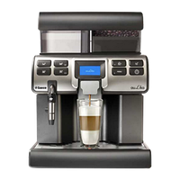 Кофемашина Saeco Aulika MID Италия (НОВАЯ) профессиональная полный автомат + 1 кг кофе Nero Aroma, фото 1