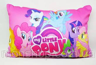 """Подушка принт """"my little pony"""""""