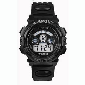 Часы детские наручные  Yonix kids black