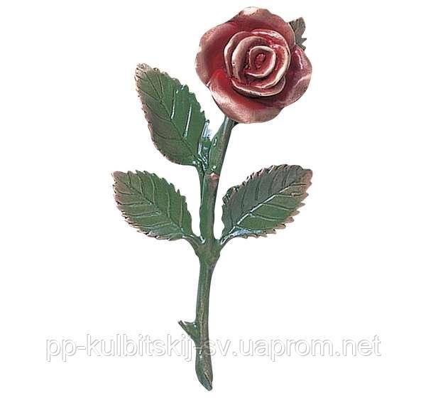 Квіти на пам'ятник в кольорі  J1550