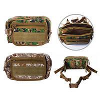 Сумка для охоты N02223 текстиль, 40*12*13см, разные цвета, сумки, сумка на охоту, снаряжение для охоты и туризма