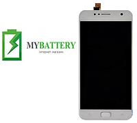 Дисплей (LCD) Asus ZenFone Live (ZB553KL) с сенсором белый