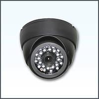 Внутренняя камера видео наблюдения 480 твл 24 LED
