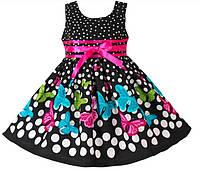 Летнее платье на девочку Д-539-О