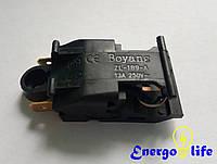 Терморегулятор для чайника BOYANG 13A 250V, ST 215