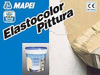 Еластична фарба для захисту бетону і штукатурки Elastocolor Paint , Mapei 20 кг,колір білий
