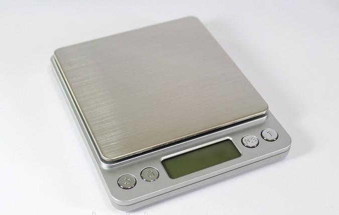 Ваги ювелірні YZ-1729 3кг/ 0.1 г (MX-464) електронні ювелірні міні-ваги, фото 2