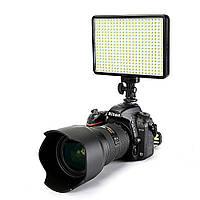 Накамерный свет биколорный Alitek LED-396A (396 LED)