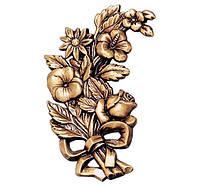 Квіти з бронзи на пам'ятник J1988/14, фото 1