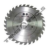 Пильный диск по дереву 200x32x30T Inter Craft с победитовой напайкой