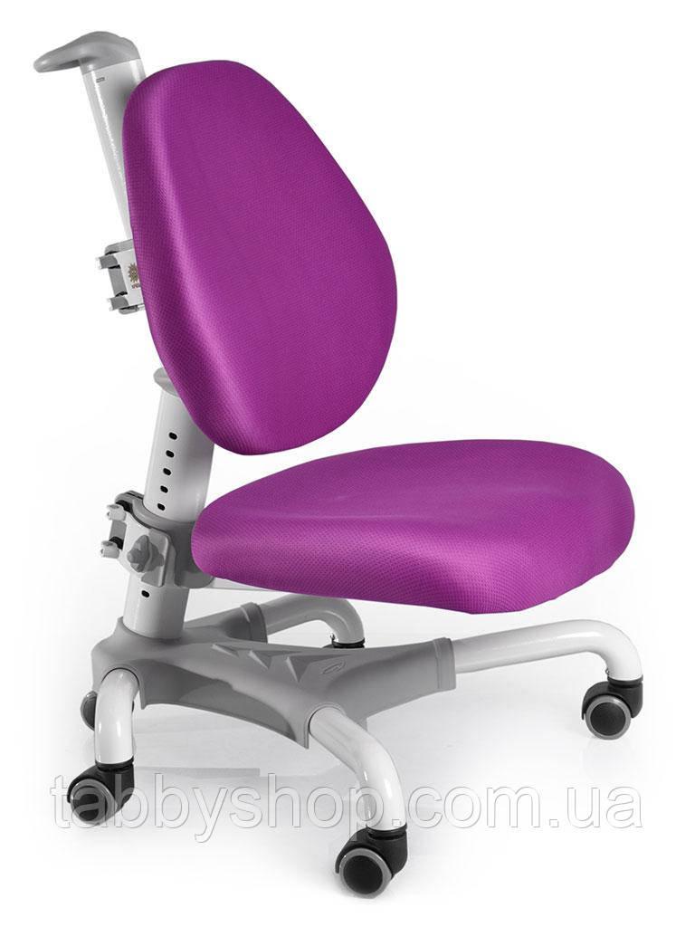 Детское ортопедическое кресло MEALUX Champion WKS (обивка фиолетовая однотонная)