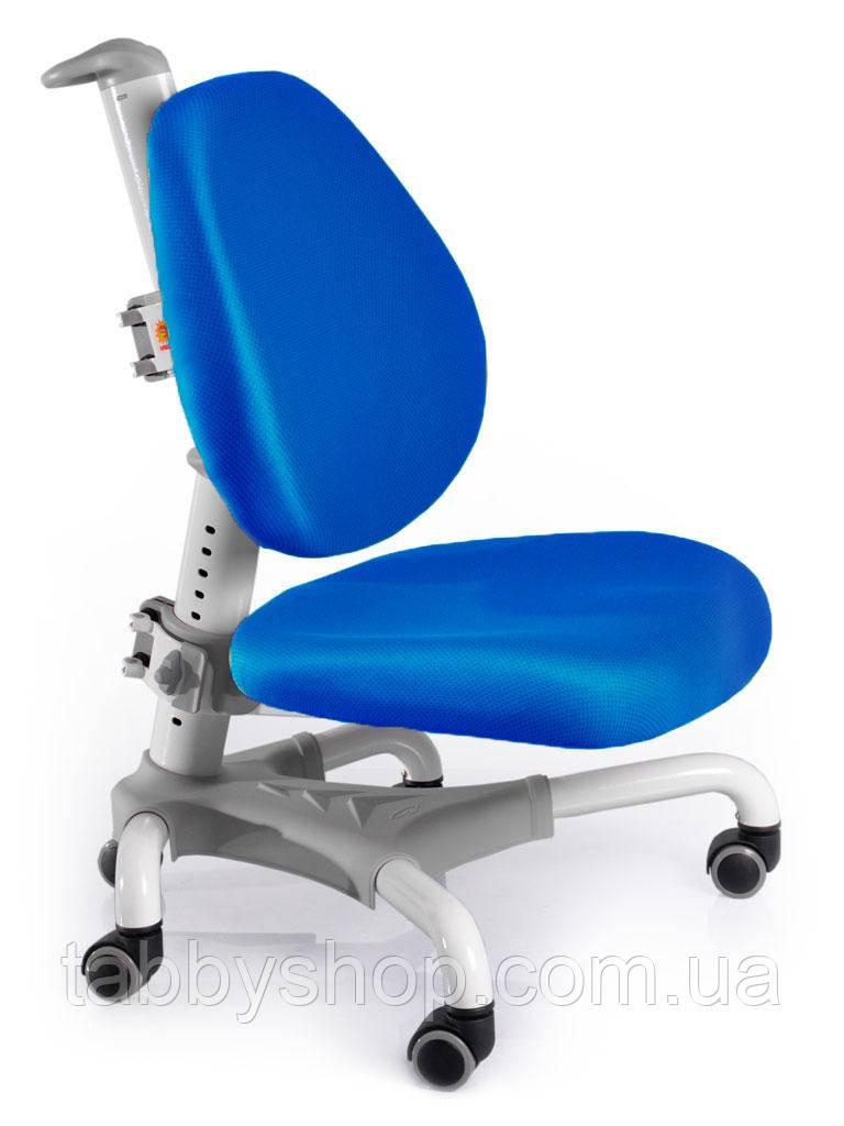 Детское ортопедическое кресло MEALUX Champion WKB (обивка синяя однотонная)