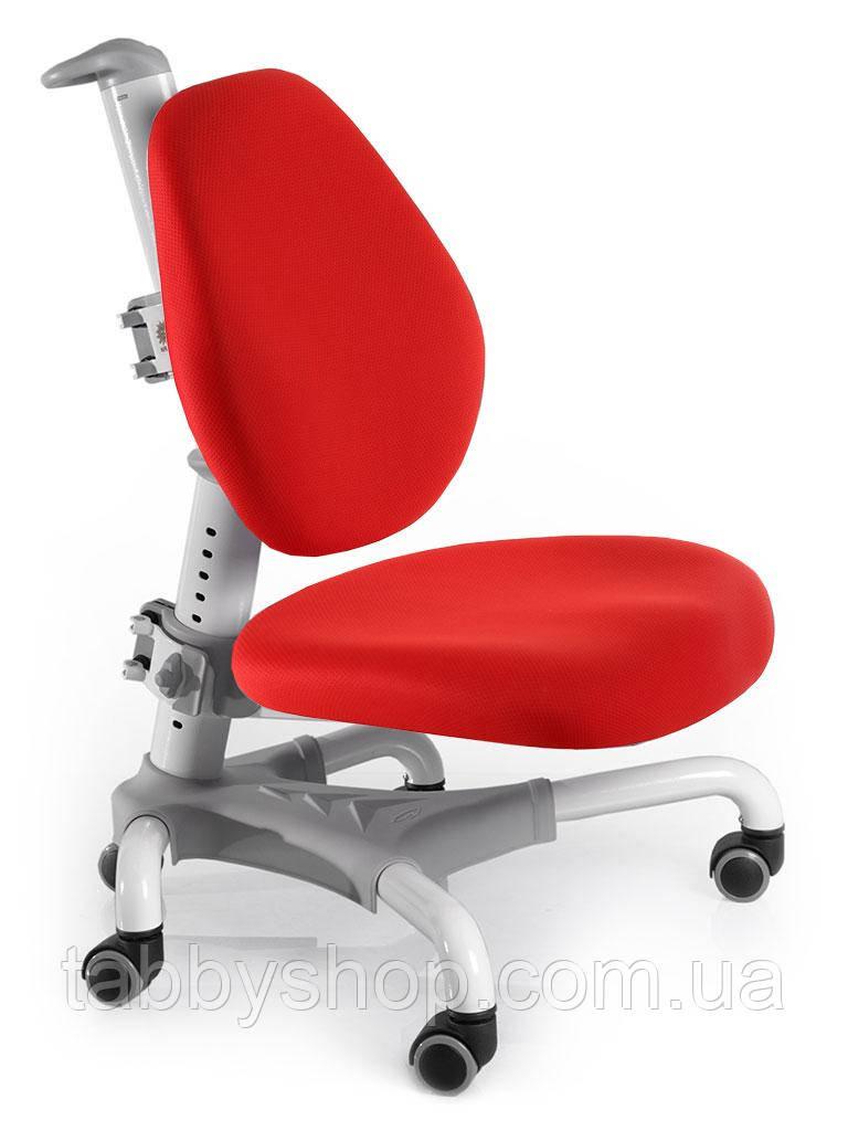 Детское ортопедическое кресло MEALUX Champion WKR (обивка красная однотонная)