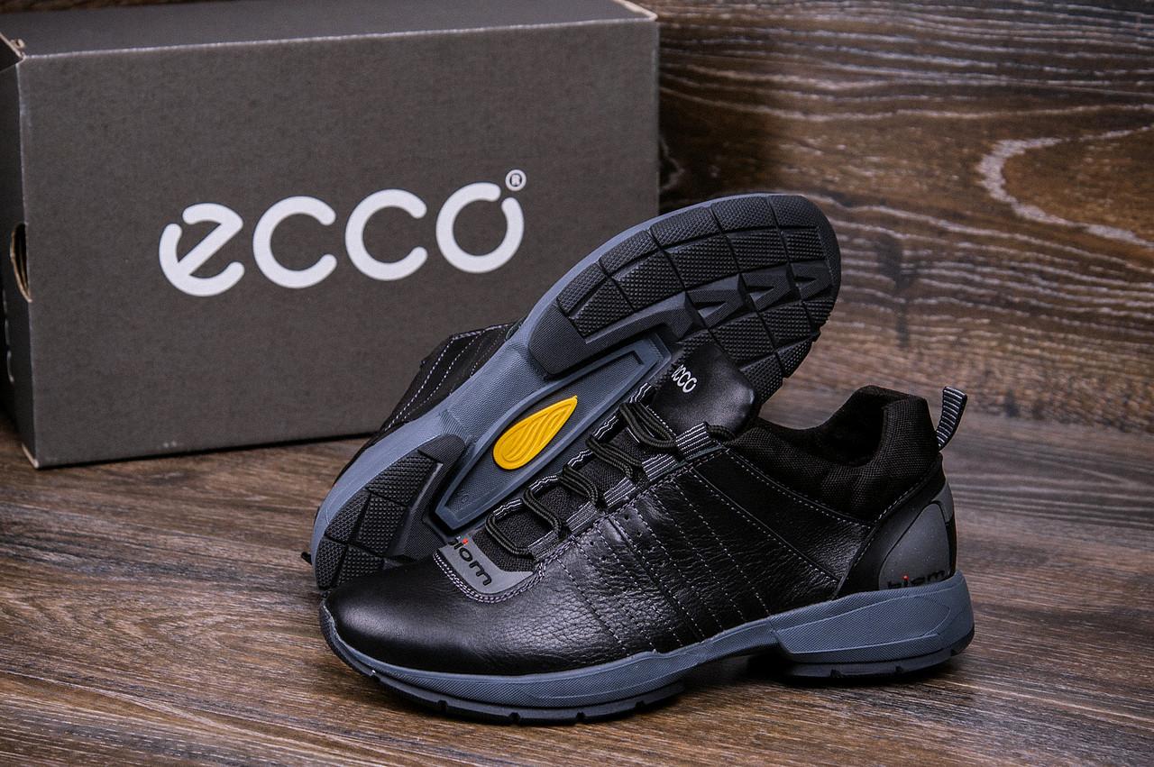 46ef33cf Мужские весенние кроссовки Ecco biom из натуральной кожи (реплика ...