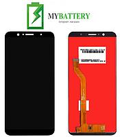 Дисплей (LCD) Asus ZenFone MAX Pro (M1) (ZB601KL) с сенсором черный